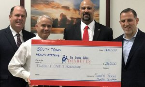 South Texas Health System Supports Rio Grande Valley Diabetes Association